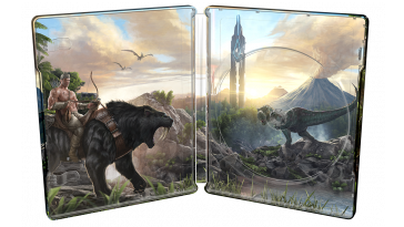 Ark Survival Evolved Steelbook
