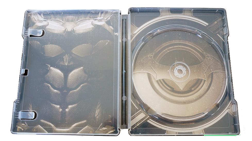 Batman Arkham Knight Steelbook