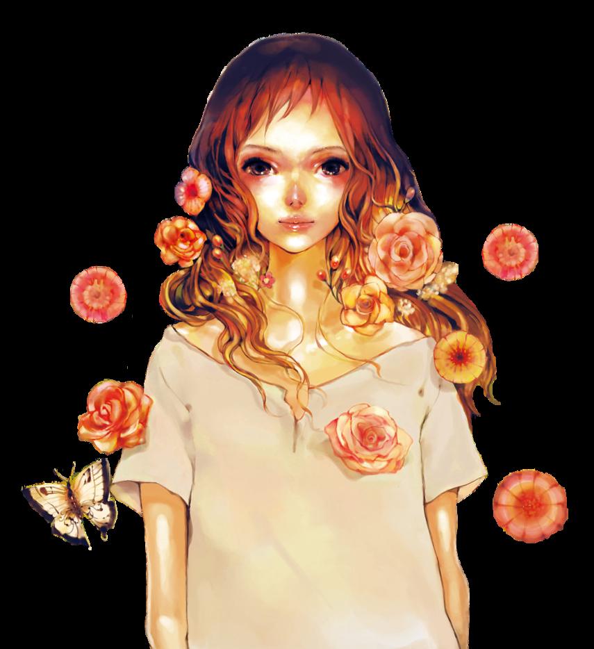 Galerie d'Elyu (2) - Page 2 Flowers_by_pustak...-d6ijyfx-52b13af