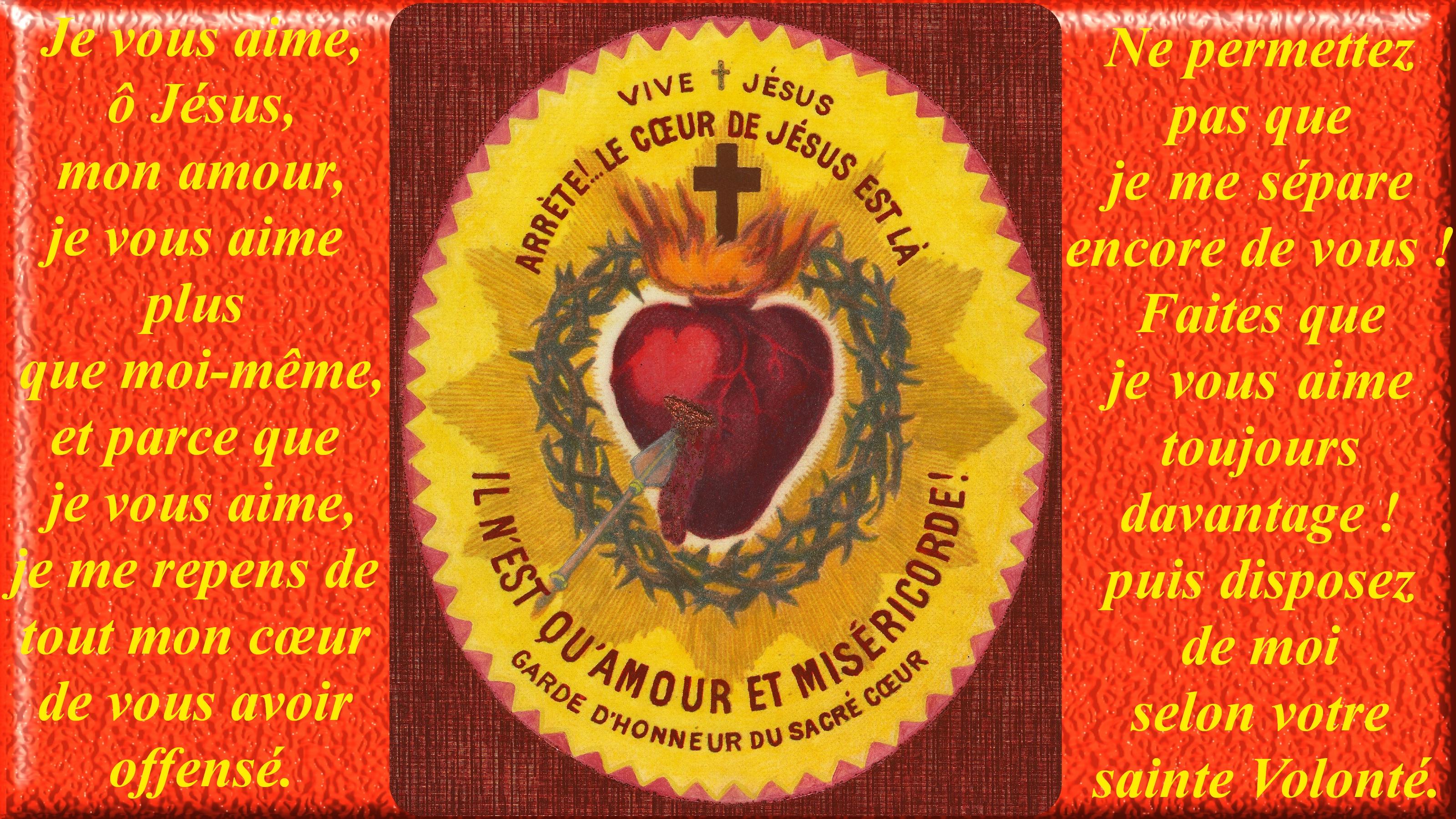 NEUVAINE de NOËL Le-coeur-sacr-de-...re-amour-555f015