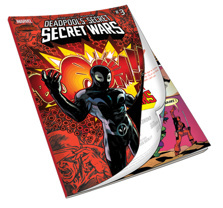 Deadpool's Secret Secret Wars Tome 03 French