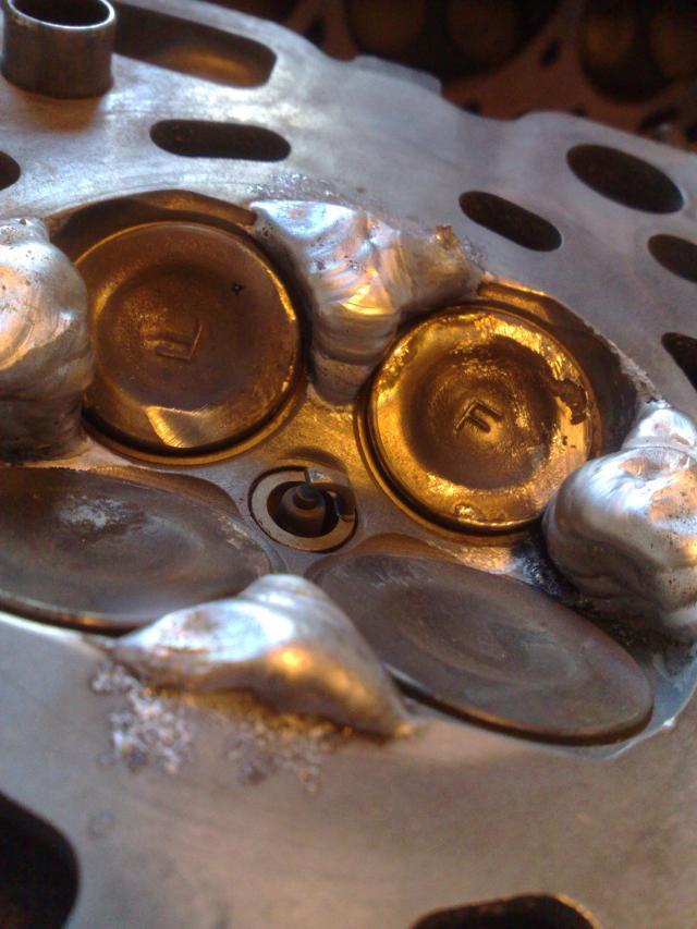 Delsol b16a2 1595cc 250whp honda tech honda forum for Chambre de combustion annulaire
