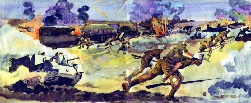 75° anniversaire de l'évacuation de Bir Hakeim Bh4-5259346