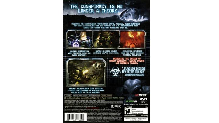 Area 51 Steelbook Edition