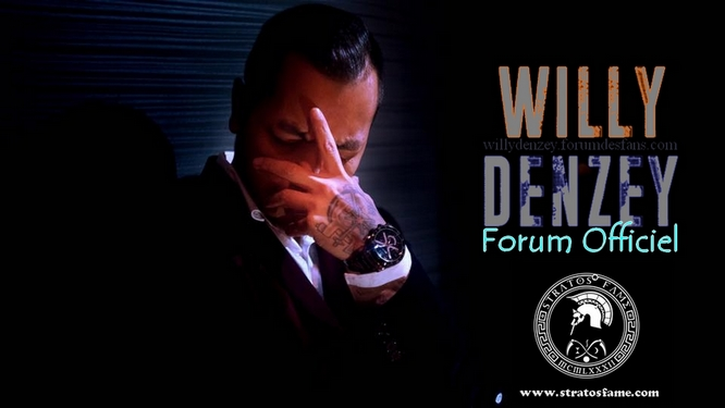Forum Officiel De Willy Denzey Index du Forum