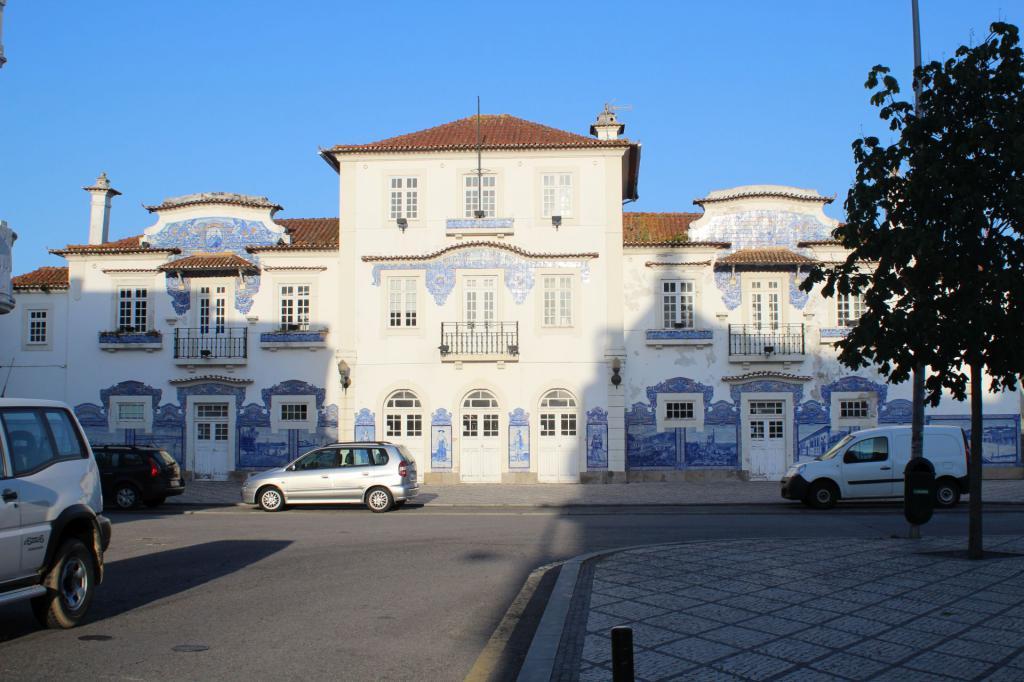La Gare d'Aveiro au Portugal  Photo44-4c301cd