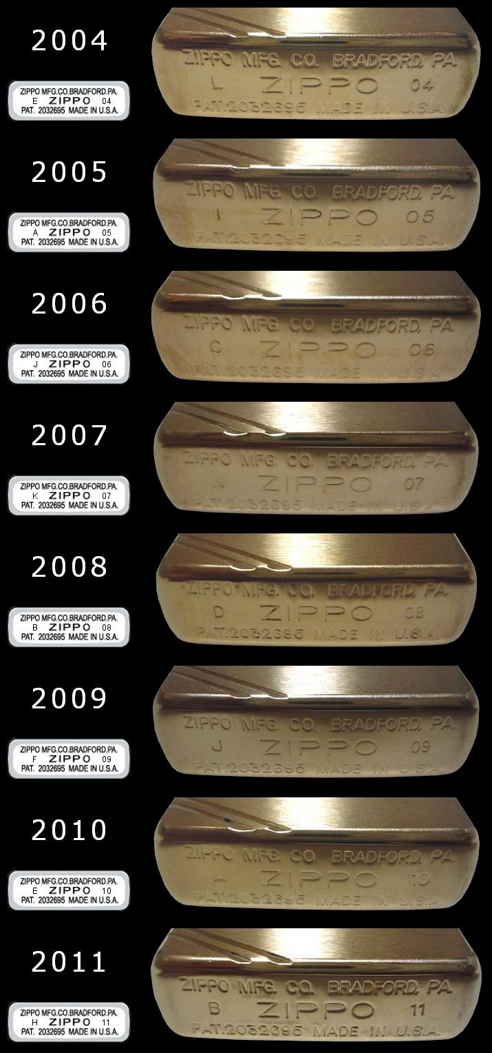 [Datation] Les Zippo 1937 Replica 2004-2011-52458e3