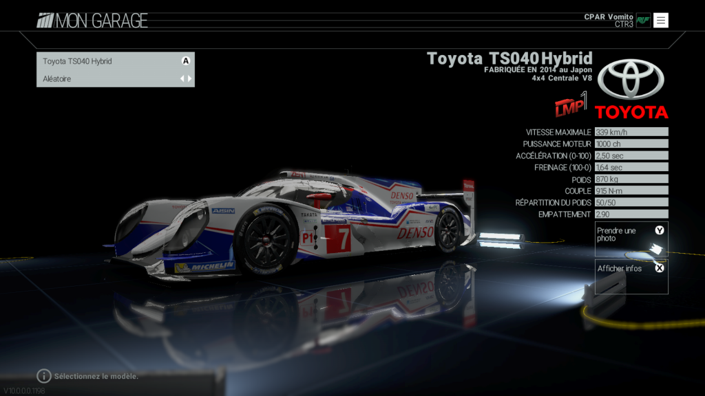 [CPAR Event] World Endurance Championship by CPAR Toyota-ts-040-50ef2a9