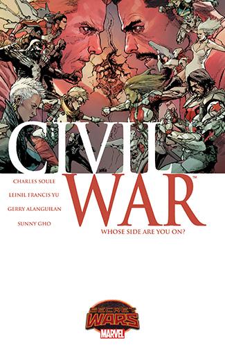Secret Wars Civil War - Tome 02