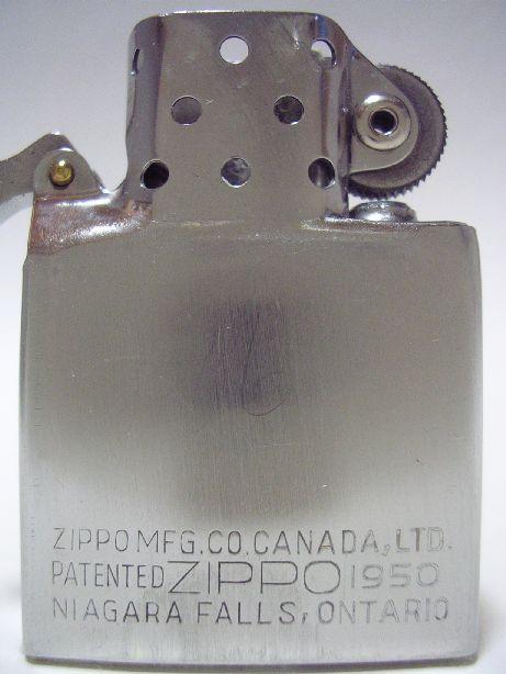 [Datation] Les Zippo Canada (Niagara Falls, Ontario) 1950-1951-5237120