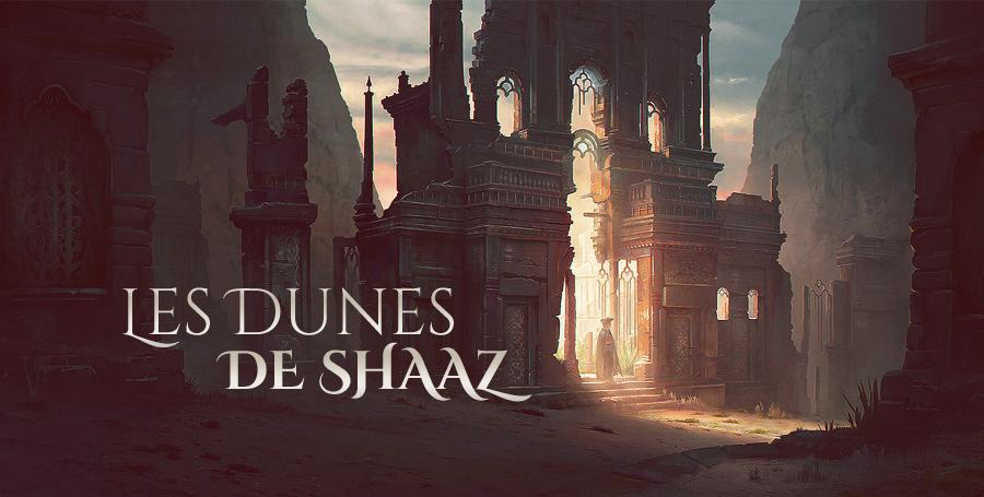 Les Dunes de Shaaz