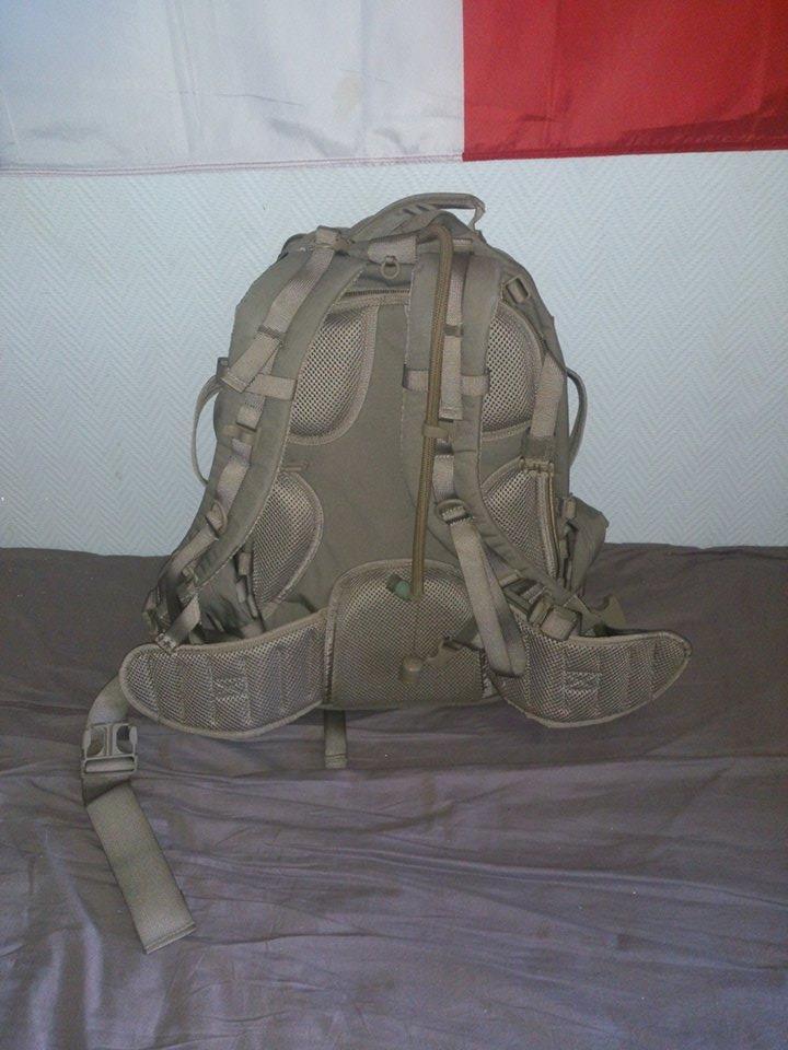 Musette De Combat Fr Type Afghanistan,ration de combat Norvégienne Sac3-478581e