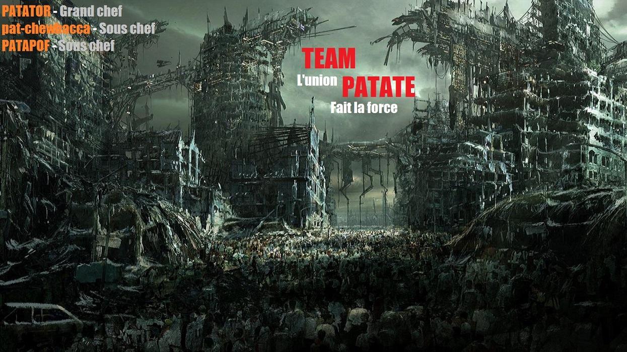 /!\ team patate /!\ Index du Forum