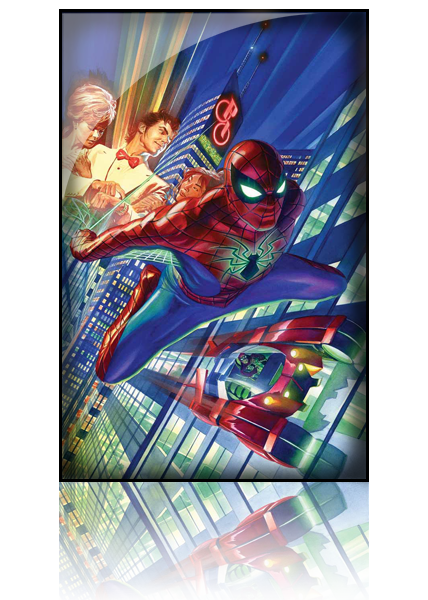 The Amazing Spider-Man Tome 09