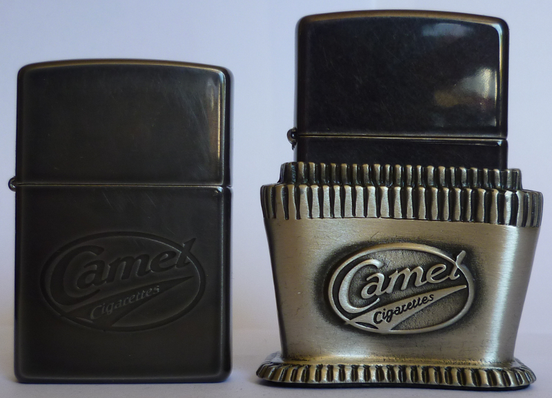 [Danger McQueen] Collection - Page 3 Zippo-1997---lady...camel-7--52c3dc9