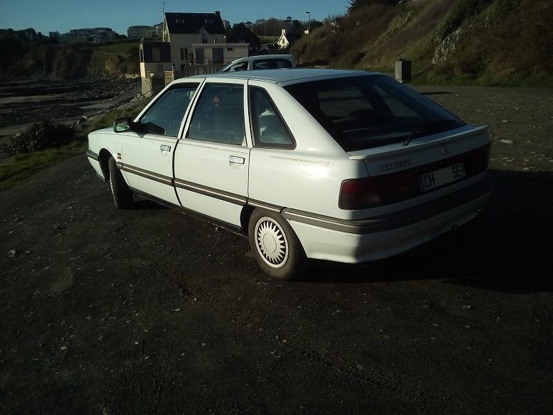 Renault 21 GTD Manager de 1992 1-51d2e1b