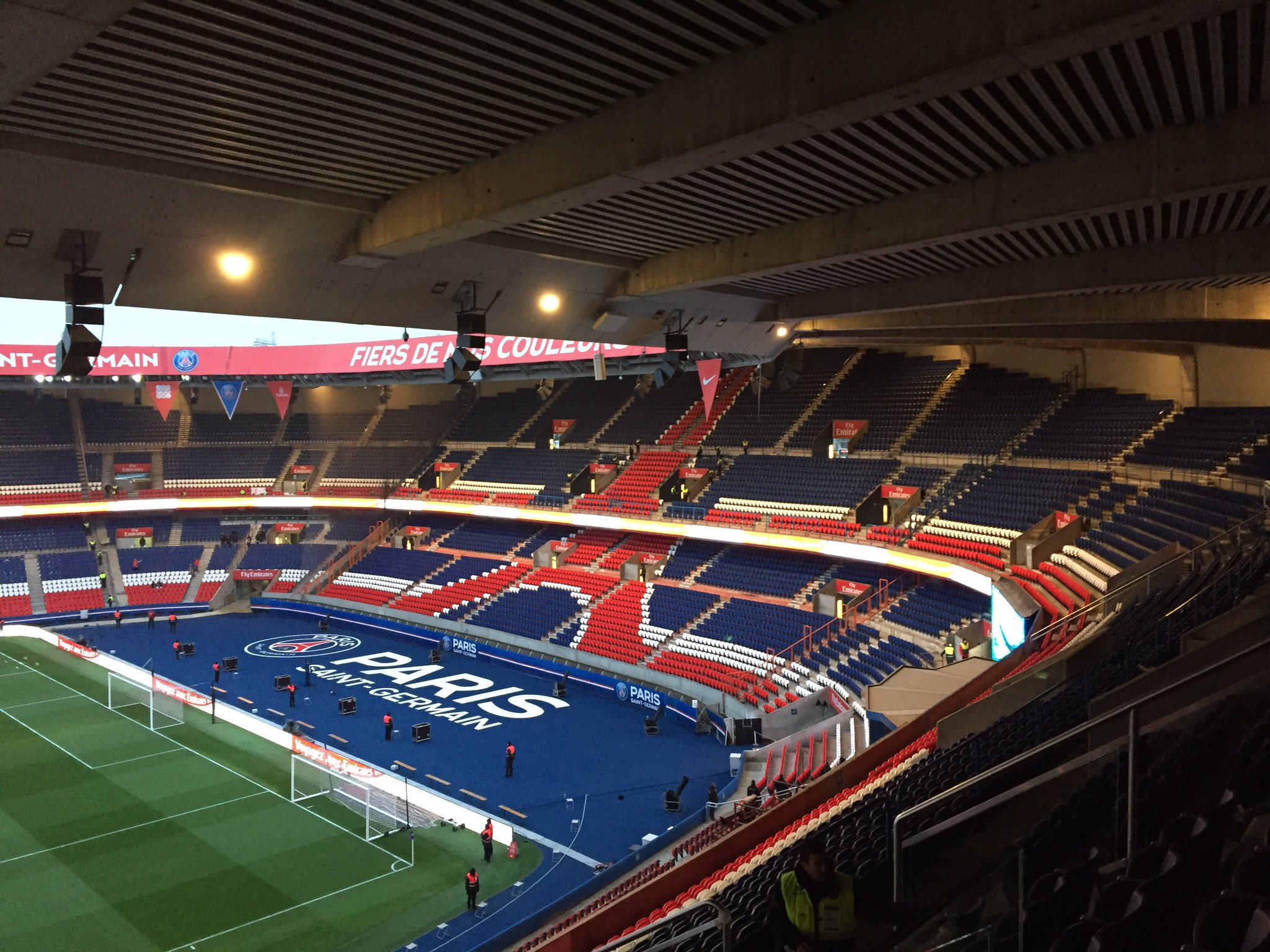 parc des princes ... 03 20 2 4ed18df Champions: City, Real, Tottenham   e Besiktas...