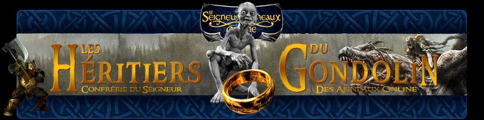 Les Héritiers du Gondolin Index du Forum
