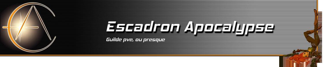 Escadron Apocalypse Index du Forum