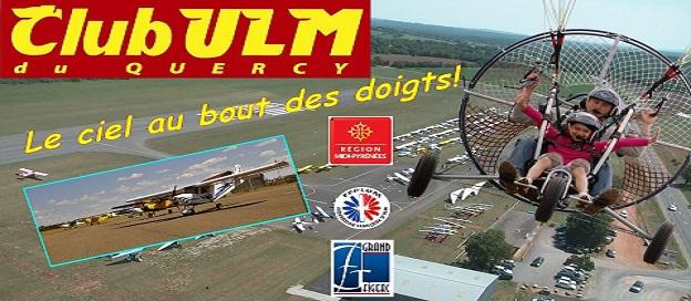 CLUB ULM DU QUERCY    Index du Forum