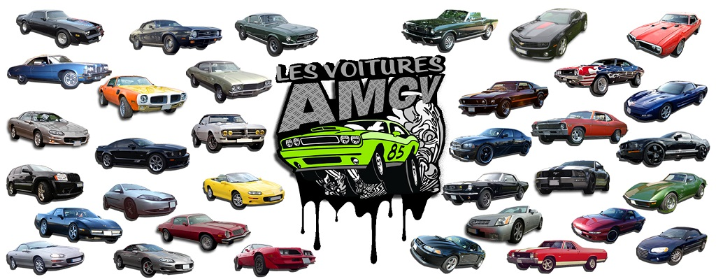 American Muscle Cars of Vendée Index du Forum