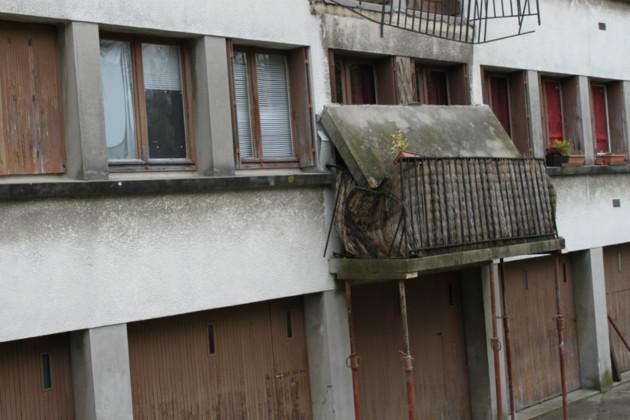 Balcon en b ton arm 25 messages - Comment construire un balcon ...