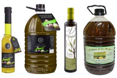 Aceite de oliva Manzanilla Cacereña