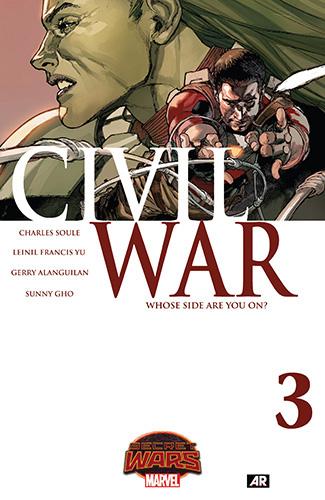 Secret Wars Civil War - Tome 03