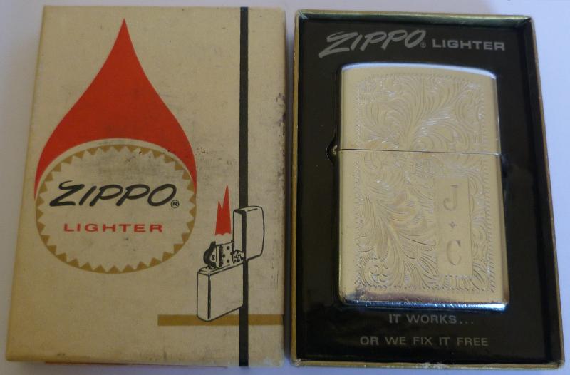 [Danger McQueen] Collection - Page 8 Zippo-1974---flor...etian-3--52ee159