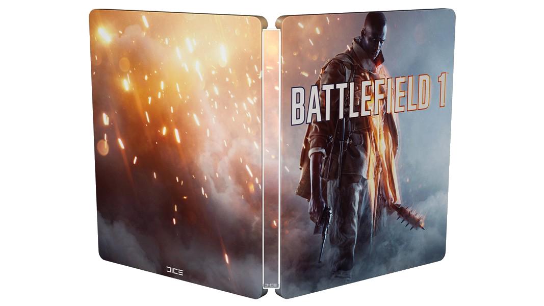Battlefield 1 Steelbook