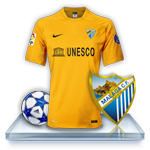 Camiseta Málaga CF para avatar 4-46f9cf3