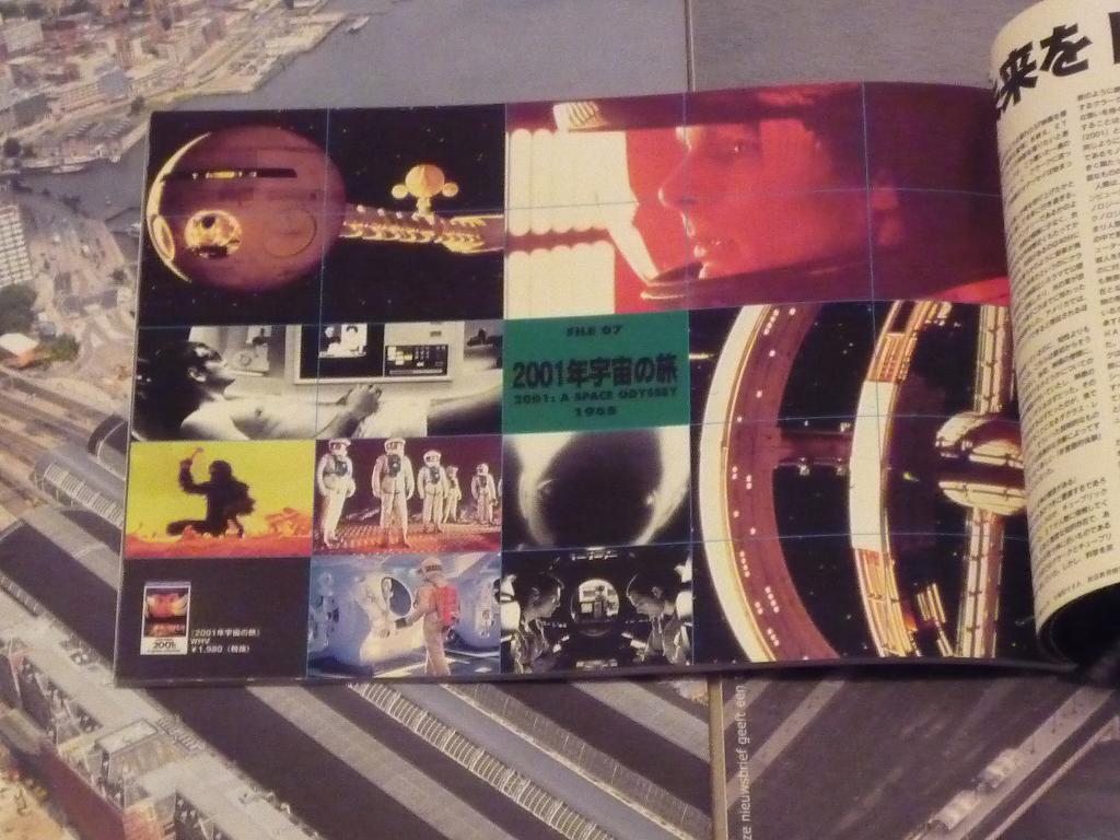 quelques livres sur 2001 odyssée de l'espace Tip1230842-49c8a1c