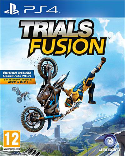Trials Fusion jaquette