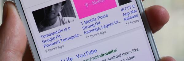 Les trois premiers résultats de recherche google mobile seront payants.
