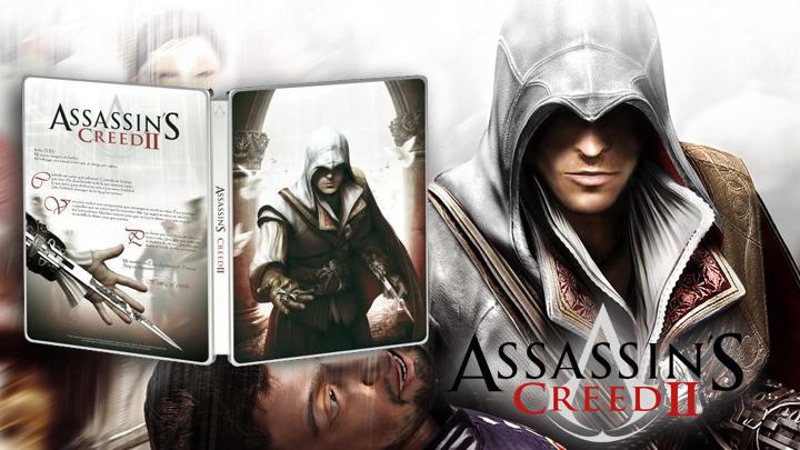 Assassin's Creed II Steelbook