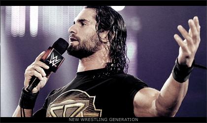 MAYHEM #2 - Roman Reigns & Seth Rollins vs. Chris Jericho & Mandrews w/Gionna Daddio Rollins1-4de2733