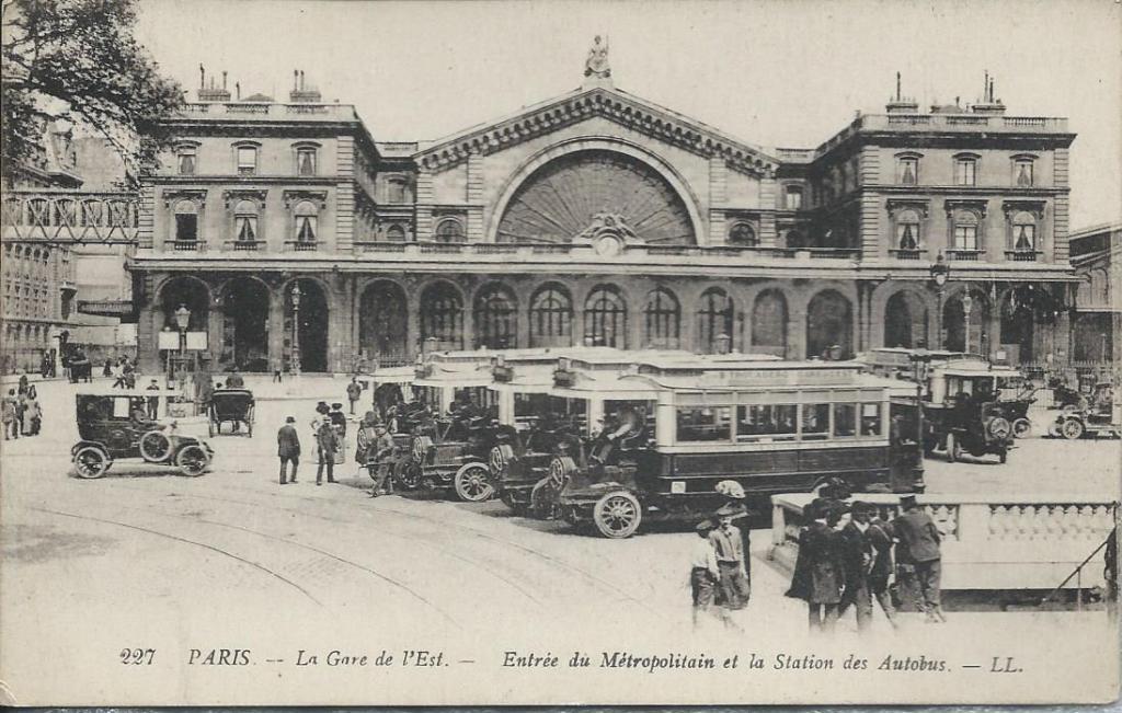 Gare de l'est  vers 1930 Gare-du-nord-4dc4810