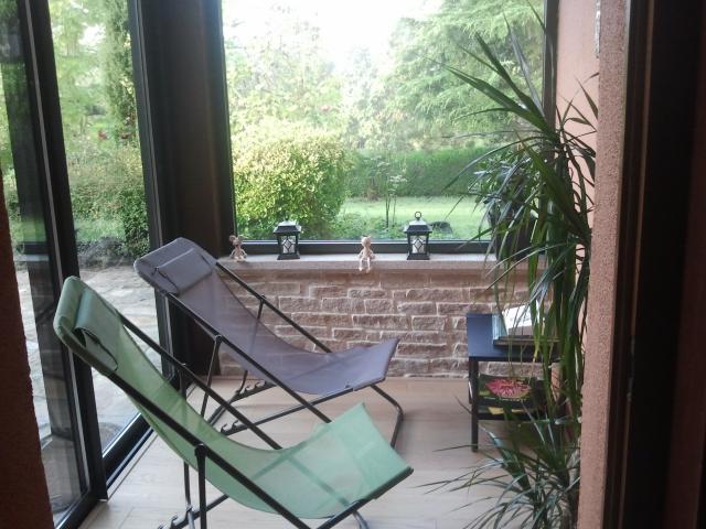 Loggia ou veranda