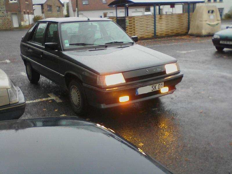 Renault 11 GTX de 1988 6-5302f12