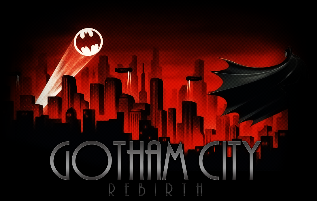 Gotham City Rebirth