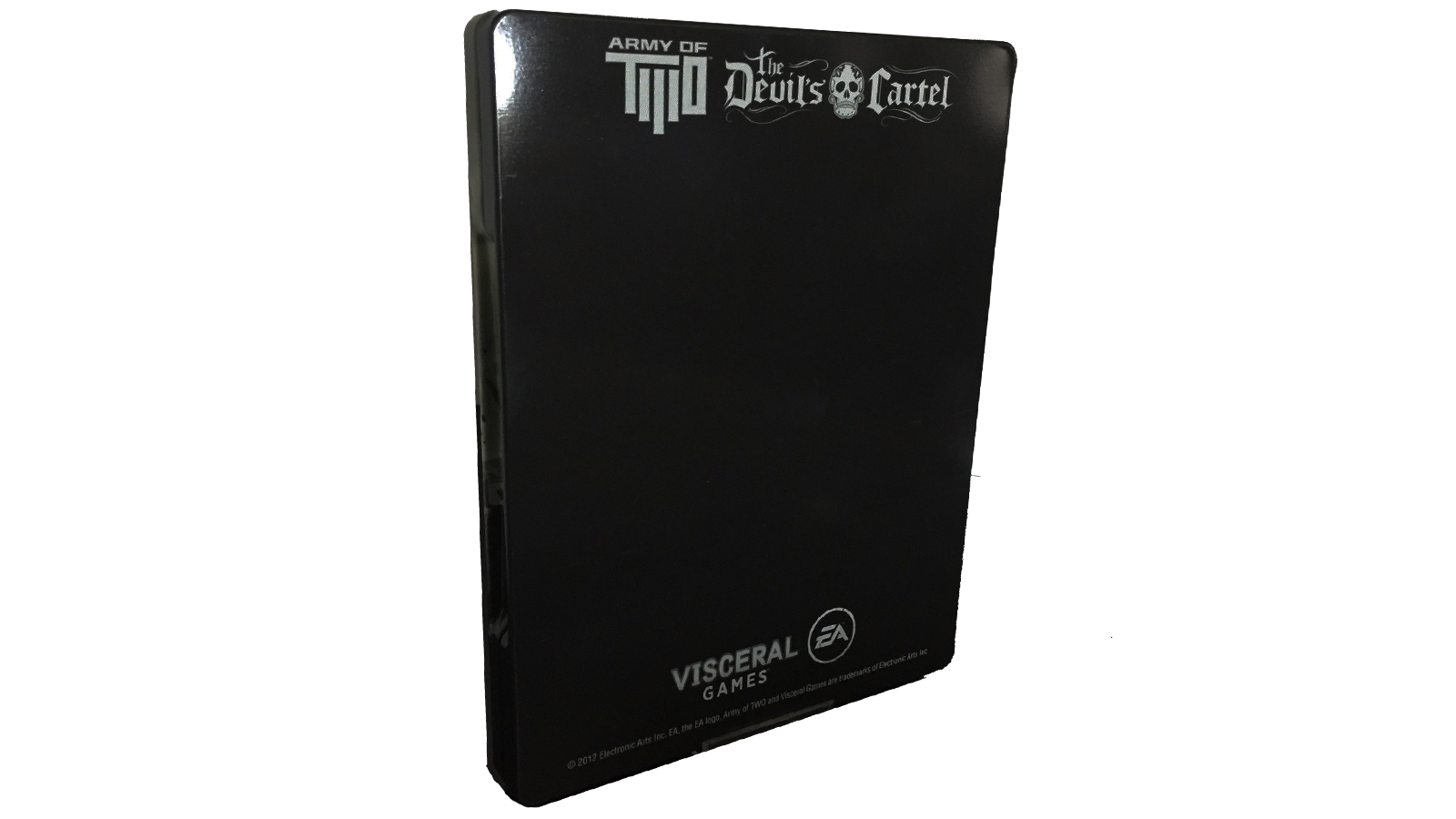 Army of Two : The Devil's Cartel Steelbook