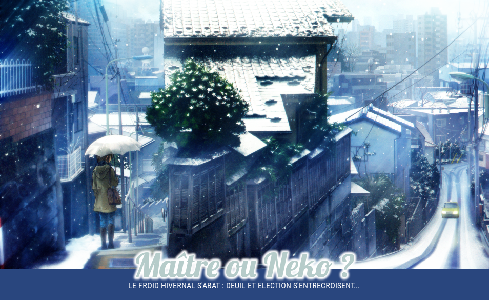 Maître ou Neko ?