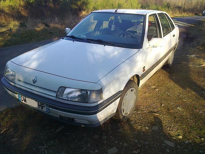Renault 21 GTS Symphonie de 1993 5-51b113a