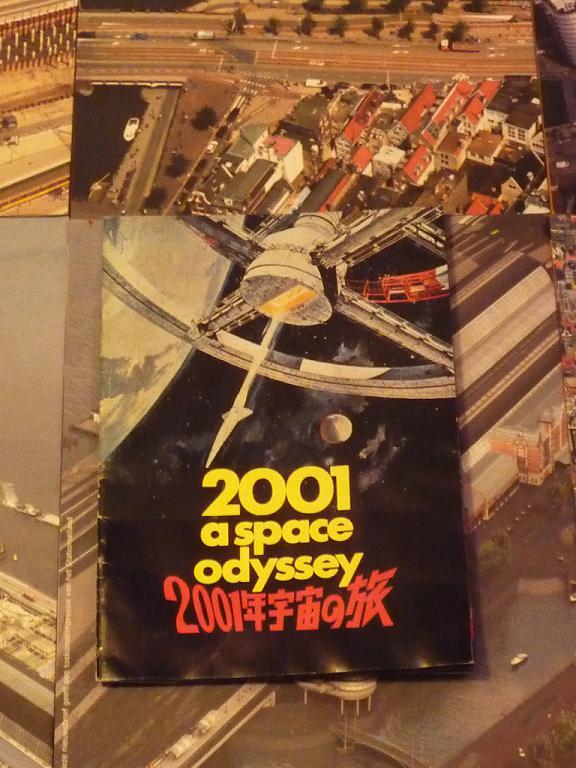 quelques livres sur 2001 odyssée de l'espace Tip1230859-49c8a1f