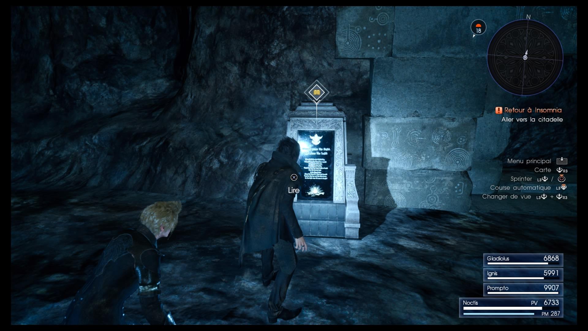 Final Fantasy XV pack royal