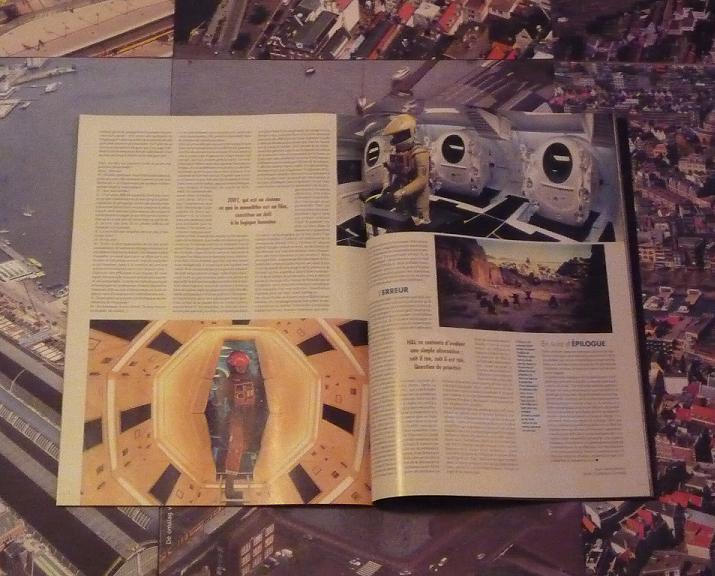 quelques livres sur 2001 odyssée de l'espace Ti24-p1230341-4974208
