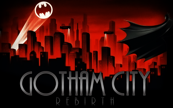 Gotham City Rebirth Goththt-55a4b5d