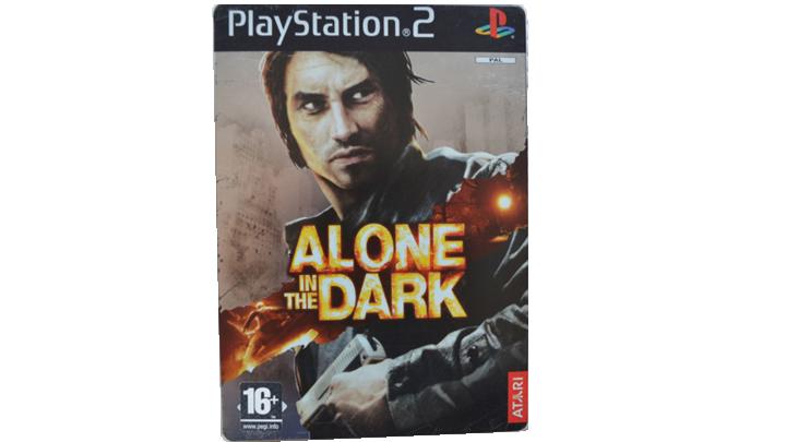 Alone in the Dark Steelbook