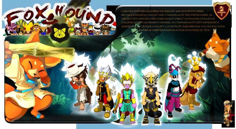 Guilde Fox Hound Index du Forum