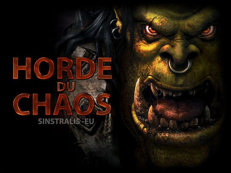 Horde Du Chaos Index du Forum